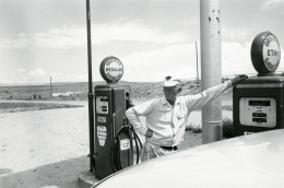 Gas Station Attendant, Nebraska
