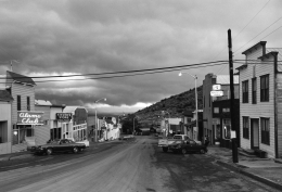 Pioche (Main Street), Nevada, 1982
