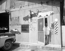Vicksburg, Mississippi - Barber, 1983