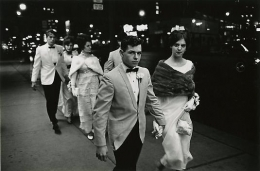 Enrico Natali, High School Prom, Detroit, 1968