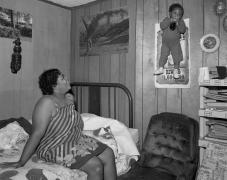 Rosedale, Mississippi - Hanging Baby, 1985