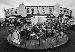 Dark Ride Roughie, King's Shows, Woodbridge, Ontario