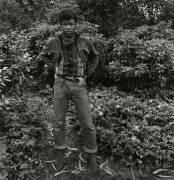 Rebel, 25, Golden Gate Park. 1968