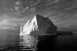 Diane Cook, Disko Bay, Ilulissat, Greenland, 1997