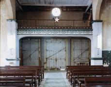 Catedral Nuestra Senora de la Asuncion, Baracoa, 2004, chromogenic print, 20 x 24 inches
