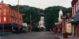 She-Qua-Ga Falls, Montour Falls, NY, 1990