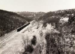 Lee Friedlander, Pittsburgh, PA, 1979,