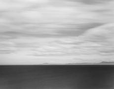 Toward Dunedin, South Pacific, 2003, gelatin silver print