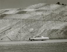 Utah, 1974, vintage gelatin silver print, 11 x 14 inches