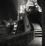 Outer Staircase, Mont St. Michel, France, 2004,