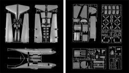 C-130 Hercules, 2005, carbon pigment print, 42 x 37 inches each