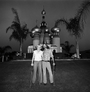 Couple at Minature Golf, from Southland