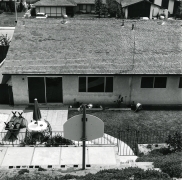 Backyard, Diamond Bar, 1980