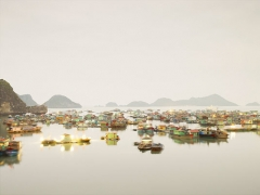 Josef Hoflehner Floating Village (Vietnam)