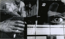M.M. Looks, from the series Television Montages