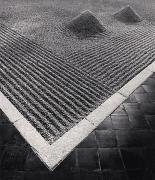 Sand Garden, Daisen-in Temple, Kyoto, Japan, 2001