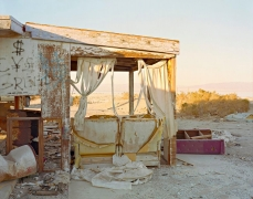 Abandoned House, Salton Sea Beach, CA