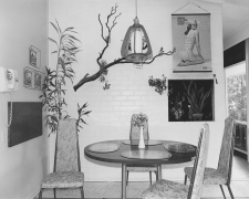 #7 breakfast room, Stevenson, Maryland, 1977-1978