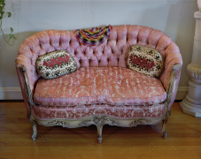 Dr. Soter's Pink Couch, Chicago, 1976, digital chromogenic print