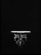 Shelf, from the Saved Series, 1997, gelatin silver print
