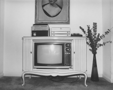 #11 bedroom suite, Stevenson, Maryland, 1977-1978