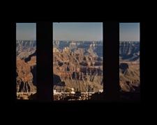 North Rim Highway, Grand Canyon, AZ, 1980