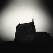 St. Aubert Chapel, Mont St. Michel, France, 2004,