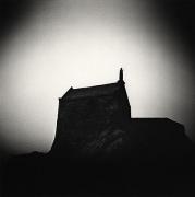 St. Aubert Chapel, Mont St. Michel, France, 2004,
