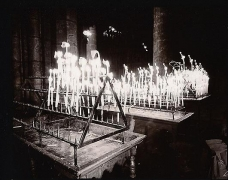 Votive Candles, Chartres Cathedral, France,1989,