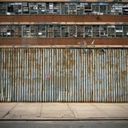 Calyer Street & Jewel Street, Greenpoint, 2013