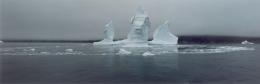 Grounded Iceberg, Disko Bay, Greenland