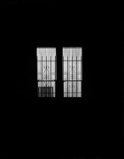 Anza Street, from the Windows Series, 2001, gelatin silver print