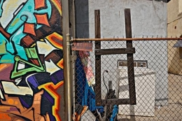 Pacific Fence and Washing Machine, 2010