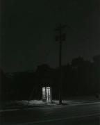 Telephone Booth, 3 am, Railway, NJ