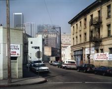 Wall Street, Los Angeles, 1979