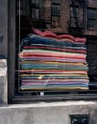 Blankets, New York, 1986