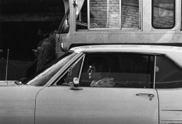 Thomas Barrow Untitled from the series The Automobile, 1966