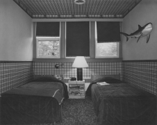 #12 boy's room, Chevy Chase, Maryland, 1977