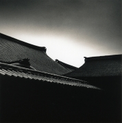 Rooftops, Kyoto, Japan, 1987