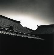 Rooftops, Kyoto, Japan, 1987