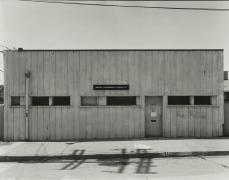 Industrial Building, San Diego, 2018, gelatin silver contact print