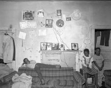 Vicksburg, Mississippi - Alan's Living Room, 1983