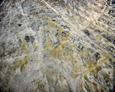 Black Rock City In October, Looking Southeast, Pleistocene Lake Lahontan, Gerlach, Nevada, 2017