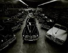 Cadillacs of the 40s, Sylmar, California