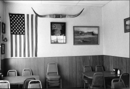 Diner, Ritzville, Adams County, Washington, 1980