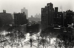 Gramercy Park Overlook, New York, New York, 2003