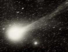 Comet Halley, 5/12/85