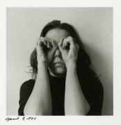 Self-Portrait, April 3, 1973