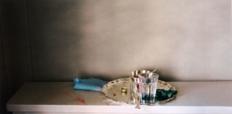 Untitled #71 (from the I Did Not Remember I Had Forgotten series), 2003, Chromogenic print, 17 1/2 x 35 inches