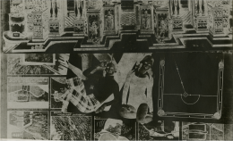 Untitled, 1973, from the series Trivia 2, Verifax matrix print